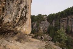 Hoz Somera en Cuenca